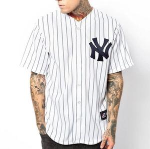 New York Yankees MLB Majestic Cool Base Jersey